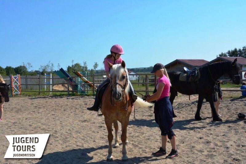 Bilder Reiterferien Polnische Ostsee