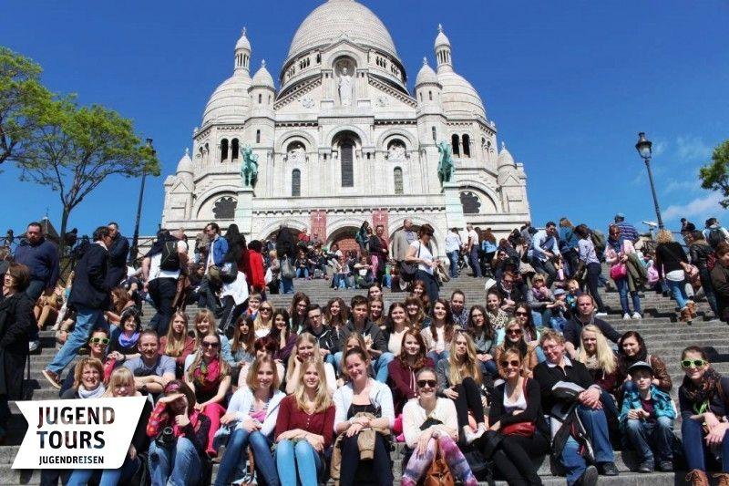 Bilder Herbst in Paris und Disneyland