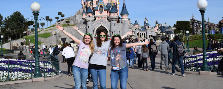 Ostern in Paris und Disneyland jetzt buchen!