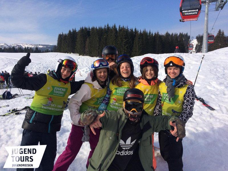 Bilder Ski- und Snowboardcamp St. Jakob