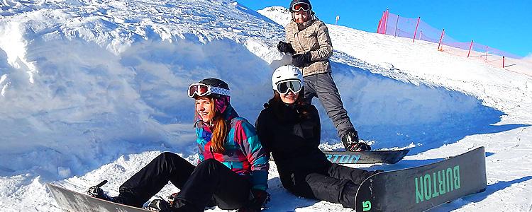 Ski- und Snowboardcamp Defereggental jetzt buchen!